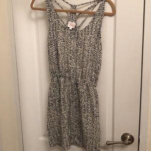 Parker summer silk dress